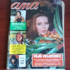 Coleccionismo de Revistas y Periódicos: AMA - Nº 367 - MARZO DE 1975 - PORTADA ANA BELEN ( PROHIBIDA EN TELEVISION ). Lote 38190646