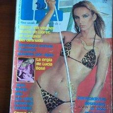 Coleccionismo de Revistas y Periódicos: REVISTA LIB - Nº 96 - 22 DE AGOSTO DE 1978 / LA ORGIA DE LUCIA BOSE / LLORET EL CARNAVAL DEL DESNUDO. Lote 38201397