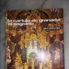 Colecionismo de Revistas e Jornais: TEMAS DE NUESTRA ANDALUCÍA. LA CARTUJA DE GRANADA: EL SAGRARIO Nº 14 1972. Lote 140355734