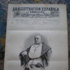 Coleccionismo de Revistas y Periódicos: ILUSTRACION ESPAÑOLA/AMERICANA (30/08/92) TOLEDO SALAMANCA SEVILLA VALCUEVO SALAMANCA FACUNDO RIAÑO . Lote 38320352
