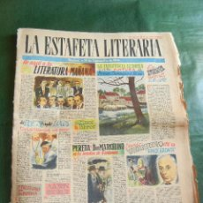 Coleccionismo de Revistas y Periódicos: LA ESTAFETA LITERARIA N.12 - 10 SEPTIEMBRE 1944 . Lote 120173391