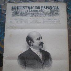 Coleccionismo de Revistas y Periódicos: ILUSTRACION ESPAÑOLA/AMERICANA (22/09/92) GENOVA DESCUBRIMIENTO NAVARRO REVERTER SANCHEZ-OCAÑA. Lote 38320984