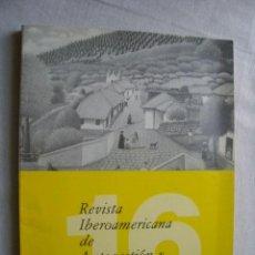 Coleccionismo de Revistas y Periódicos: REVISTA IBEROAMERICANA DE AUTOGESTIÓN Y ACCIÓN COMUNAL. Nº 16. 1989. Lote 38323937