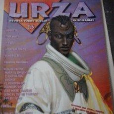 Coleccionismo de Revistas y Periódicos: URZA REVISTA Nº 13-JUEGOS DE CARTAS. Lote 38348375