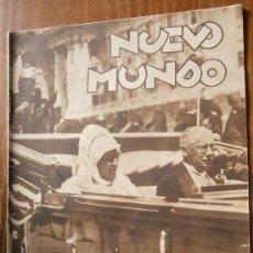 Coleccionismo de Revistas y Periódicos: NUEVO MUNDO. 27 DE MAYO DE 1932. Nº 1.994. Lote 38403762