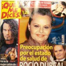 Coleccionismo de Revistas y Periódicos: QUE ME DICES - REVISTA SEMANAL Nº 445. Lote 38413324