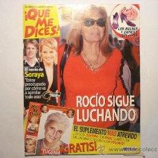 Coleccionismo de Revistas y Periódicos: QUE ME DICES - REVISTA SEMANAL Nº 448. Lote 38413334