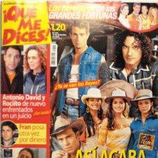 Coleccionismo de Revistas y Periódicos: QUE ME DICES - REVISTA SEMANAL Nº 456. Lote 38413445