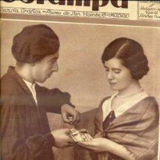 Coleccionismo de Revistas y Periódicos: REVISTA ESTAMPA 19 AGOSTO 1933. Lote 38447156