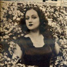 Coleccionismo de Revistas y Periódicos: REVISTA ESTAMPA 19 MAYO 1934. Lote 38447233