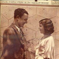 Coleccionismo de Revistas y Periódicos: REVISTA ESTAMPA 5 AGOSTO 1933. Lote 38447591