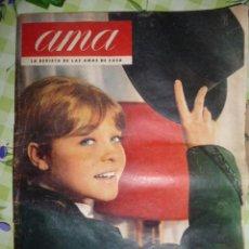 Coleccionismo de Revistas y Periódicos: REVISTA AMA .MARISOL. Lote 38460608