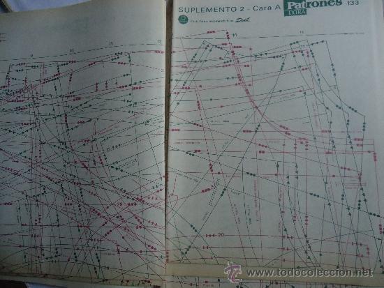 Coleccionismo de Revistas y Periódicos: REVISTA PATRONES . VERANO 1997.Nº 133. 315 PATRONES - Foto 2 - 89277692