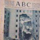 Coleccionismo de Revistas y Periódicos: PERIODICO ABC. 13-11-1930. EN PORTADA: MADRID. EN LA CALLE DE ALONSO CANO. Lote 38536331