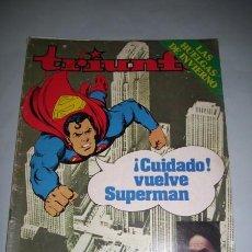Coleccionismo de Revistas y Periódicos: TRIUNFO. AÑO XXXII ; Nº 836 ; 3 FEBRERO 1979. Lote 38575770