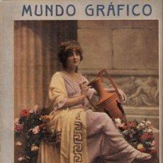 Coleccionismo de Revistas y Periódicos: AÑO 1913 HORTENSIA GELABERT ACTRIZ COMPAÑIA XIRGU-THUILLIER FOTOGRAFIA KAULAK. Lote 38581578