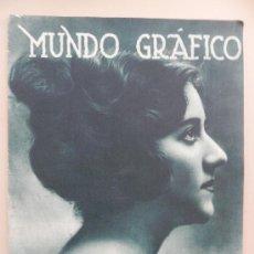 Coleccionismo de Revistas y Periódicos: ANTIGUA REVISTA .MUNDO GRÁFICO. Nº 518. 1921. GUERRA DE ÁFRICA.. (FG00091)051.. Lote 38606203