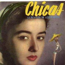 Coleccionismo de Revistas y Periódicos: CHICAS LA REVISTA DE LOS 17 AÑOS - Nº 208. Lote 38711633