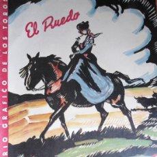Coleccionismo de Revistas y Periódicos: SEMANARIO TAURINO EL RUEDO - NUM 873 - 16 MARZO 1961. Lote 38772659