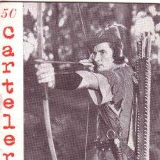 Coleccionismo de Revistas y Periódicos: CARTELERA TURIA Nº 50 AÑO 1965. Lote 38801273