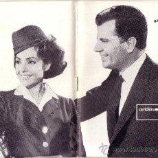 Coleccionismo de Revistas y Periódicos: CARTELERA TURIA Nº 94 AÑO 1965. CARMEN SEVILLA - GABRIELE FERZETTI. Lote 38918680