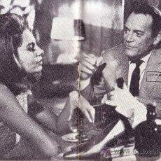 Coleccionismo de Revistas y Periódicos: CARTELERA TURIA Nº 96 AÑO 1965. EDDIE CONSTANTINE. Lote 38918746