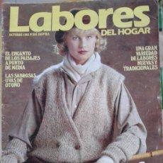 Coleccionismo de Revistas y Periódicos: LABORES DEL HOGAR Nº 305 - OCTUBRE 1983 -. Lote 38987736