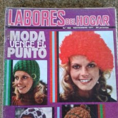 Coleccionismo de Revistas y Periódicos: LABORES DEL HOGAR Nº 162 - NOVIEMBRE 1971. Lote 39037178