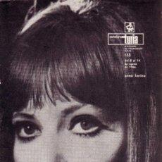 Coleccionismo de Revistas y Periódicos: CARTELERA TURIA Nº 133 AÑO 1966 - ANNA KARINA. Lote 39080180