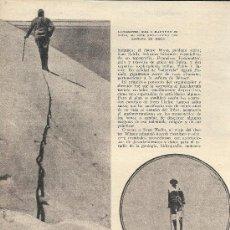 Coleccionismo de Revistas y Periódicos: * TÍBET * HIMALAYA * EXCURSIÓN A LAS CUMBRES DEL KARAKORUM / R. DE CÓRDOBA - 1932. Lote 39180442