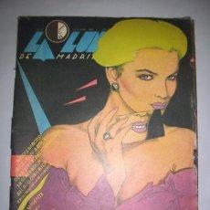 Coleccionismo de Revistas y Periódicos: LA LUNA DE MADRID. Nº 13 ; DICIEMBRE 1984. Lote 39217424