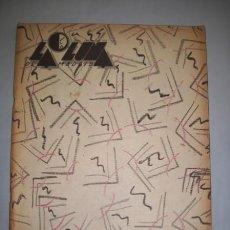 Coleccionismo de Revistas y Periódicos: LA LUNA DE MADRID. Nº 44 ; JUNIO 1987. Lote 39217457