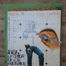 Coleccionismo de Revistas y Periódicos: BICICLETA , REVISTA COMUNICACIONES LIBERTARIAS , N. 7- ANARQUISMO. Lote 39294625