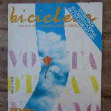 Coleccionismo de Revistas y Periódicos: BICICLETA , REVISTA COMUNICACIONES LIBERTARIAS , N.13 - 1978 - ANARQUISMO. Lote 39294709