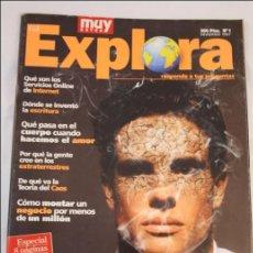 Coleccionismo de Revistas y Periódicos: REVISTA EXPLORA - CAMBIO CLIMATICO. Lote 39402923