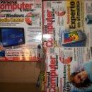 Coleccionismo de Revistas y Periódicos: LOTE DE REVISTAS PERSONAL COMPUTER & INTERNET - 1 A 38. Lote 39404706