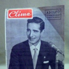 Coleccionismo de Revistas y Periódicos: REVISTA CLIMA, Nº 151, SEMANARIO GRAFICO DE VALENCIA, 1957, RIADA 1957, FOTOS AFICIONADOS. Lote 39414558