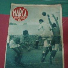 Coleccionismo de Revistas y Periódicos: MARCA, SEMANARIO GRÁFICO DE LOS DEPORTES,1939,NUMERO 40. Lote 39470898
