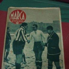 Coleccionismo de Revistas y Periódicos: MARCA, SEMANARIO GRÁFICO DE LOS DEPORTES,1939,NUMERO 25. Lote 39471039
