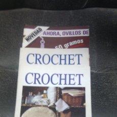 Coleccionismo de Revistas y Periódicos: REVISTAS DE CROCHET. Lote 39720979