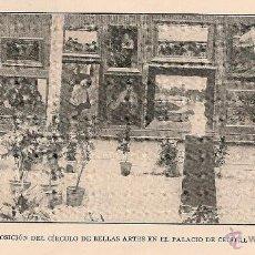 Coleccionismo de Revistas y Periódicos: * ARTE * EXPOSICIÓN EN EL CÍRCULO DE BELLAS ARTES - 1903. Lote 39743533