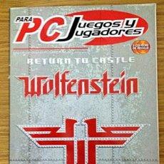 Coleccionismo de Revistas y Periódicos: REVISTA PC JUEGOS Y JUGADORES Nº 85 ENERO 2002. Lote 39768711