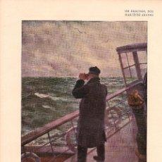 Coleccionismo de Revistas y Periódicos: UN PRÁCTICO / ILUSTRACIÓN DE MARTÍNEZ ABADES- 1903. Lote 39772594