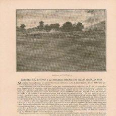 Coleccionismo de Revistas y Periódicos: * ARTE * HERMENEGILDO ESTEVAN Y LA ACADEMIA ESPAÑOLA DE BELLAS ARTES EN ROMA - 1903. Lote 39772650
