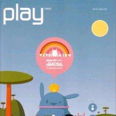 Coleccionismo de Revistas y Periódicos: PLAYTIMES VOL.1 # 3 (PLAY IMAGINATIVE,2004) - DESIGNER VINYL TOYS. Lote 39899889