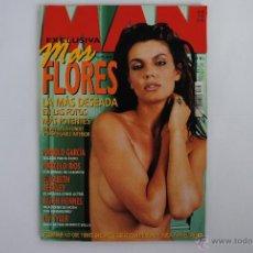 """Coleccionismo de Revistas y Periódicos - REVISTA """"MAN"""" Nº 129 MAR FLORES (julio 1998) - 39987356"""