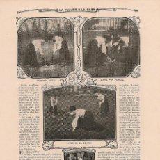 Coleccionismo de Revistas y Periódicos: HOCKEY FEMENINO - 1904. Lote 40008076