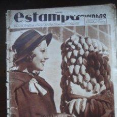 Coleccionismo de Revistas y Periódicos: ESTAMPA. Lote 40015206
