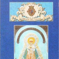 Coleccionismo de Revistas y Periódicos: BOLETÍN Nº 4 HERMANDAD VIRGEN DEL VALLE ÉCIJA 2005. Lote 40032058