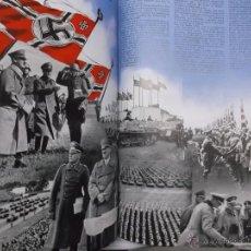 Coleccionismo de Revistas y Periódicos: NAZISMO.FASCISMO: ALEGRIA Y TRABAJO: UN VOLUMEN CON LAS FOTOGRAFIAS DE VARIAS REVISTAS: HITLER, ..... Lote 40081832